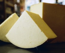 Artisan Double Curd Lancashire Cheese
