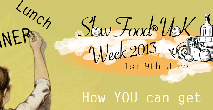 Host a Slow Food Celebration