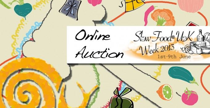 Slow Food Week Online Auction