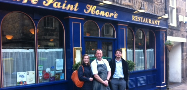 Slow Food on Tour - Scotland