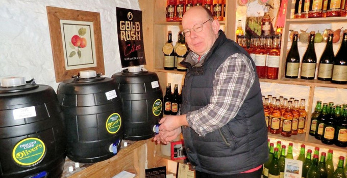 Tom Oliver – Oliver's Cider & Perry – Three Counties Perry