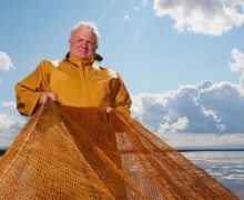 Les Salisbury & Clare Worrall - Furness Fish and Game - Morecambe Bay Shrimp