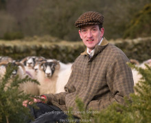 Ben Weatherall - The Blackface Meat Company - British Red Grouse