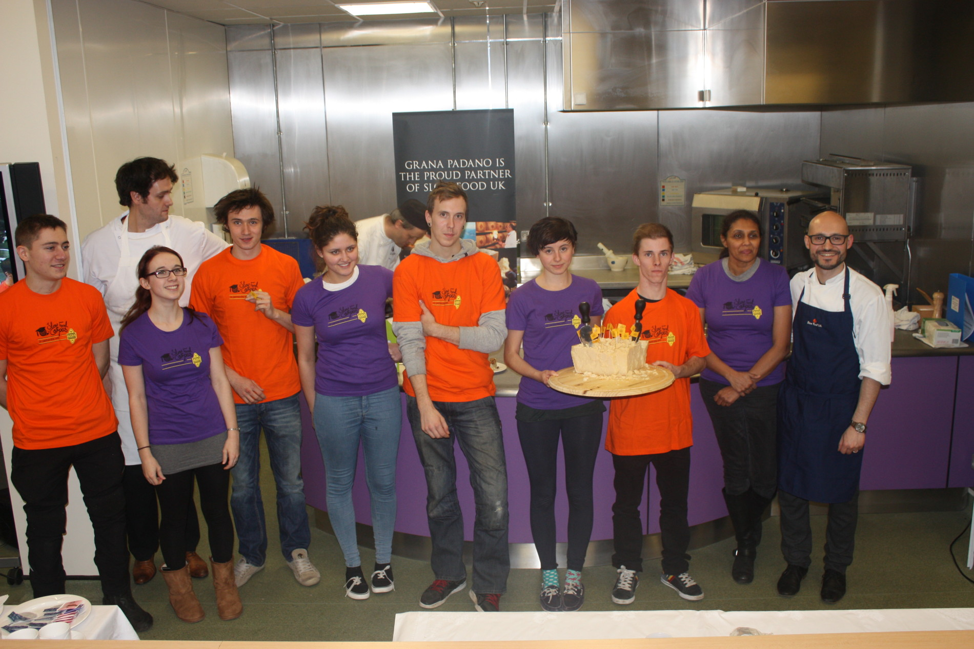 New Slow Food On Campus group launched at UWL