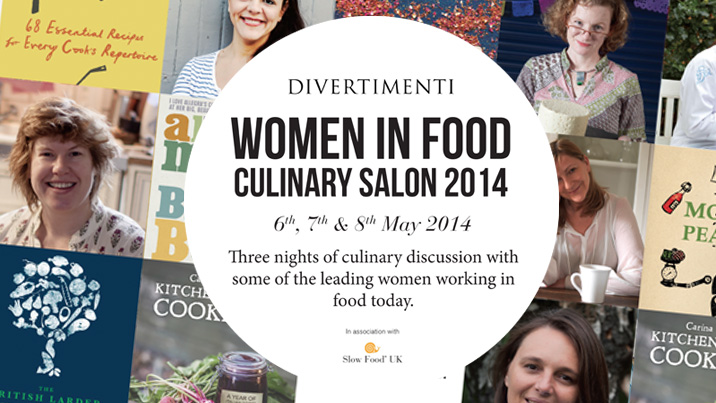 Women in Food Culinary Salon May 2014