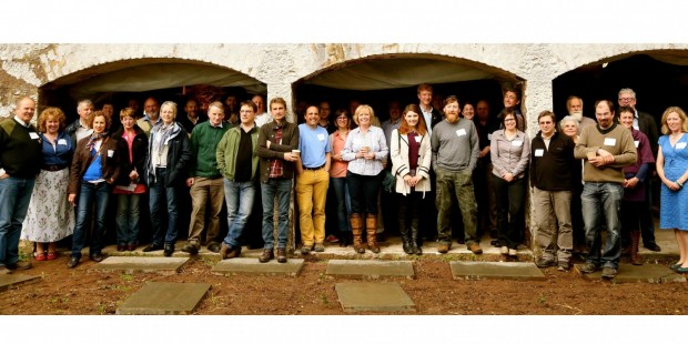 Slow Food Founders' Day in Scotland