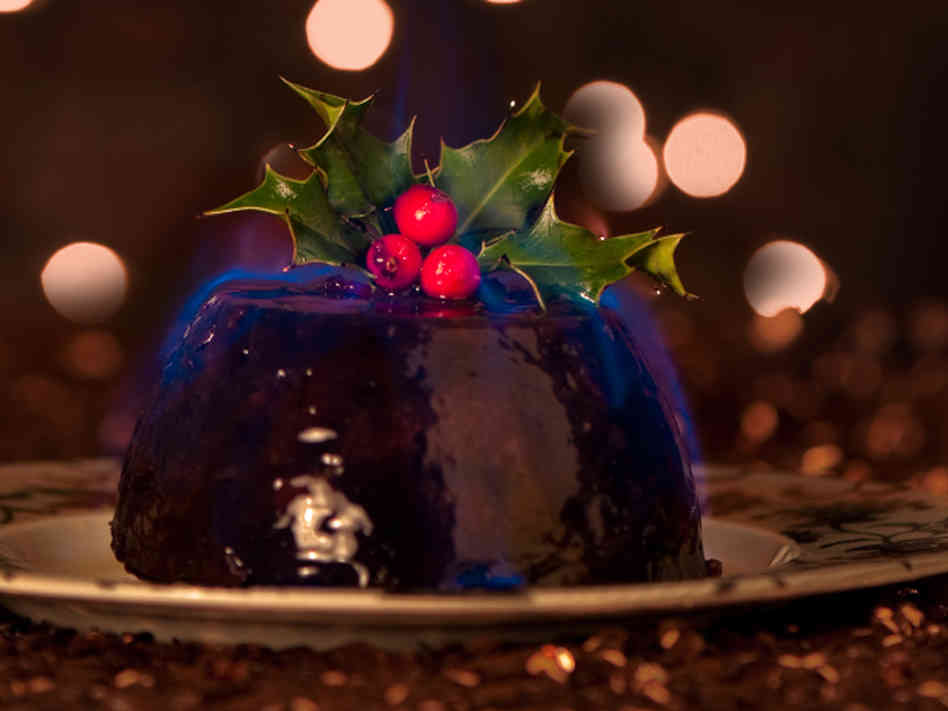 The Great Christmas Pudding Challenge