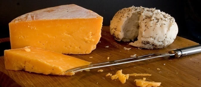 Artisan Single and Double Gloucester Cheese