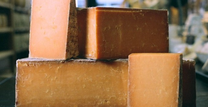 Artisan Red Leicester Cheese