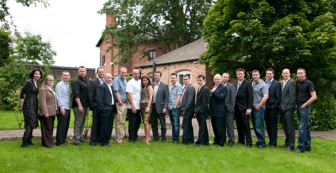 Launch of the Midlands Slow Food UK's Chef Alliance