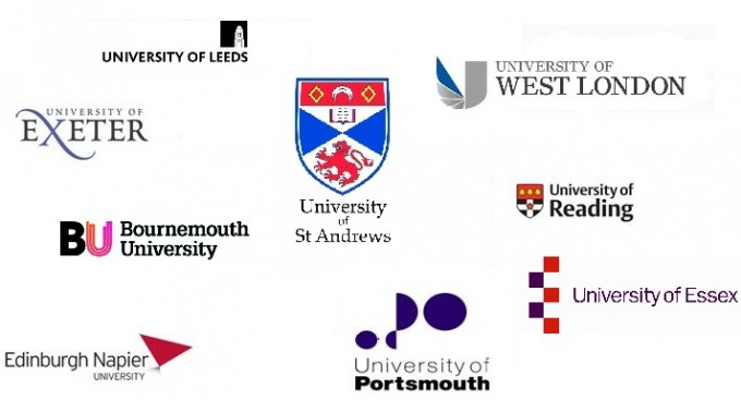 Campus logos for website