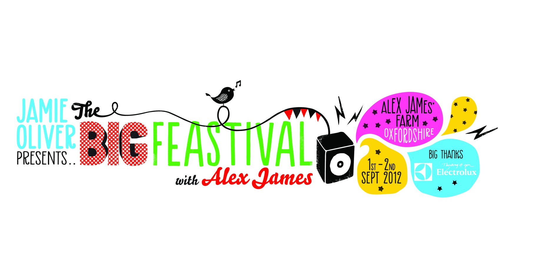 Mystery Food Twitter Competition: Be part of Slow Food Kids at Jamie Oliver's Big Feastival