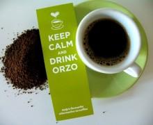 Orzo Coffee