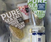 Halen Mon Sea Salt Hamper
