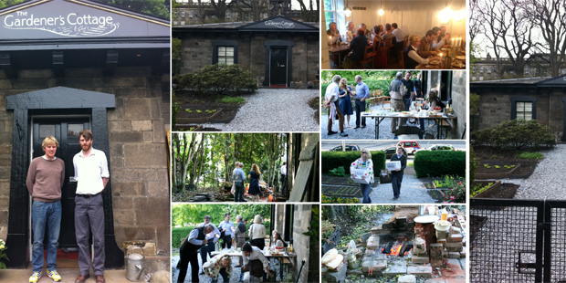 The Gardener's Cottage - A Slow Food story