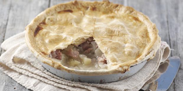 Huntingdon Fidget Pie