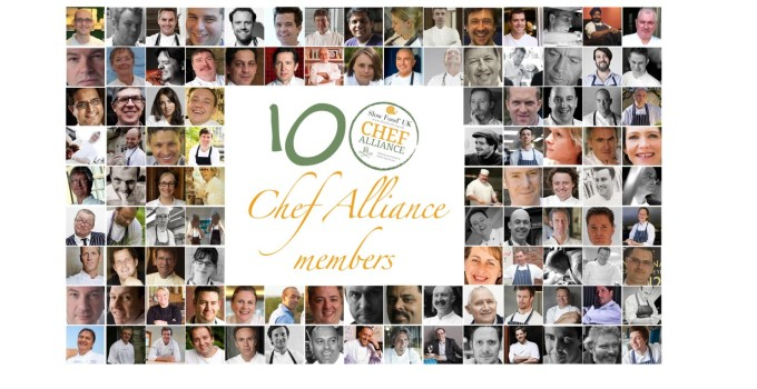 Slow Food UK's Chef Alliance celebrates 100 members