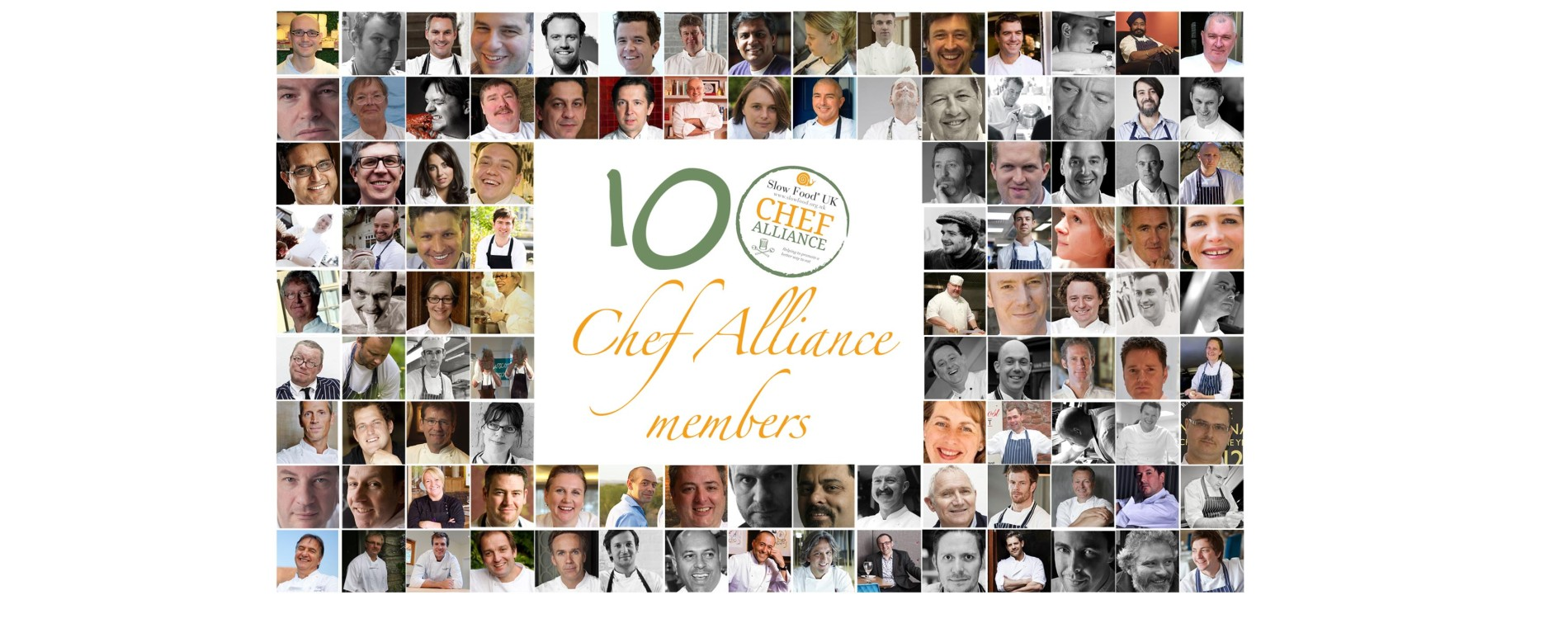 Slow Food UK's Chef Alliance celebrates 100 members
