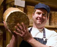 Joe Schneider - Stichelton Dairy - Stichelton Cheese