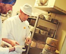 Jonathan Crump - Standish Park Farm - Artisan Single & Double Gloucester Cheese