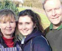 Liz and Steve Bateman - Hazeldene Farm - British Lop