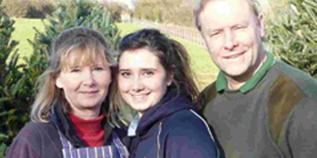 Liz and Steve Bateman – Hazeldene Farm – British Lop