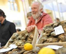 Richard Haward - Haward's oysters - Colchester Native Oysters