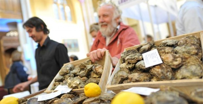Richard Haward – Haward's oysters – Colchester Native Oysters