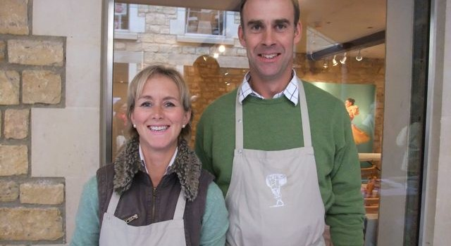 David and Jo Clarke – Leicestershire Handmade Cheese Company – Red Leicester Cheese