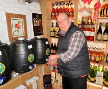 Tom Oliver - Oliver's Cider & Perry - Three Counties Perry