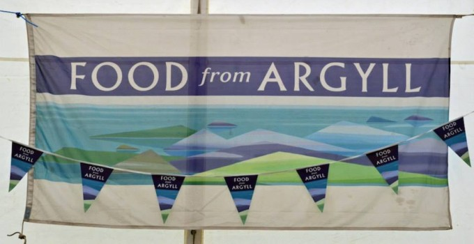 Best of the West celebration with Slow Food supporter Loch Fyne