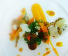 Carrots and Beremeal