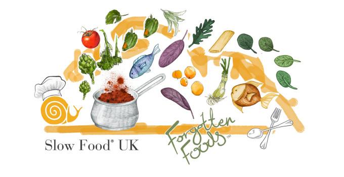 Forgotten Foods Recipe Bank