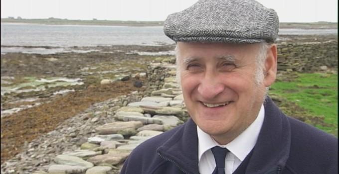William Muir – The North Ronaldsay Trust – North Ronaldsay Sheep