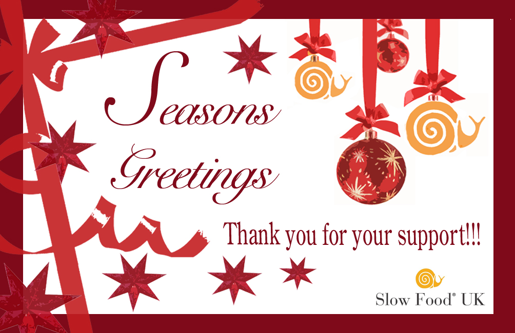 Slow Seasons Greetings