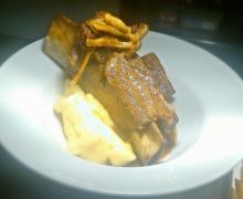 Slow Cooked Shetland Kye Ribs