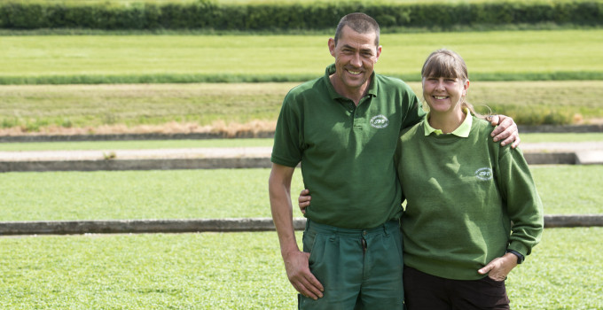 Sean and Penny Ede – The Watercress Company – Traditionally Grown Hampshire Watercress