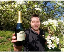 James McCrindle - McCrindle's Cider- Three Counties Perry