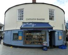 Rob and Elaine Ead - Chough Bakery - Cornish Saffron Cake