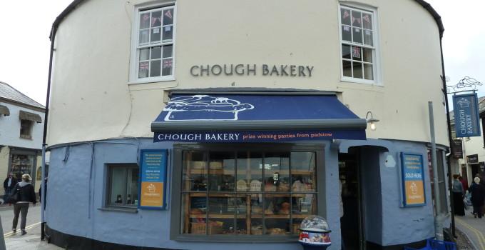Rob and Elaine Ead – Chough Bakery – Cornish Saffron Cake