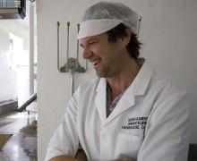 James Montgomery - Montgomery's Cheddar - Artisan Somerset Cheddar