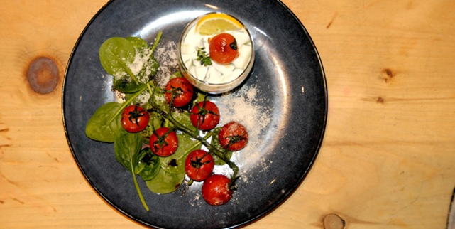 Winner of the slow food on campus recipe competition announced slideshow image forumfinder Choice Image