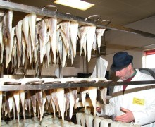 Grimsby Traditional Fish Smokers Group - Grimsby Smoked Haddock