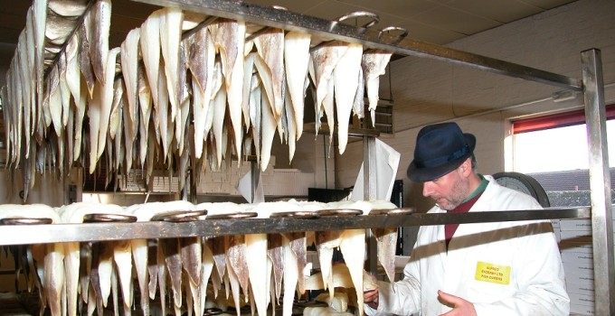 Grimsby Traditional Fish Smokers Group – Grimsby Smoked Haddock