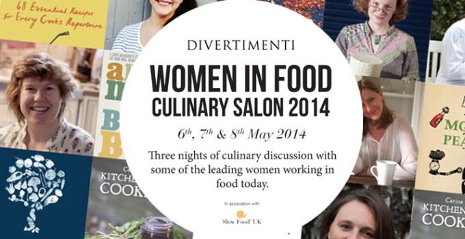 Women in Food Culinary Salon May 2014