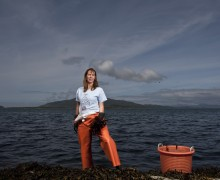Alexandra Milne - Mara Seaweed - Dulse Seaweed