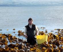 Iain Mckellar - Just Seaweed - Dulse Seaweed