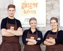 Lisa Smith - Ginger Bakers - Westmorland Pepper Cake