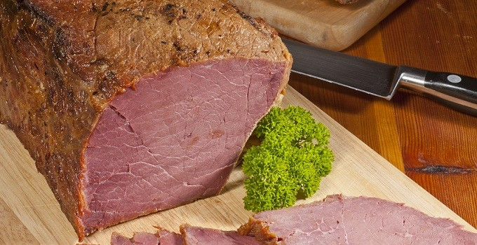 Ulster Corned beef