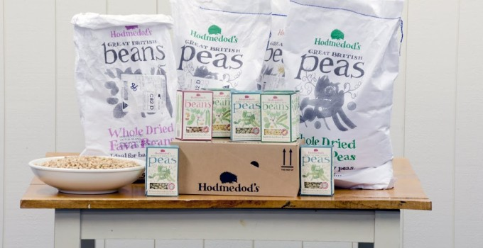 Nick Saltmarsh – Hodmedod – Carlin Peas